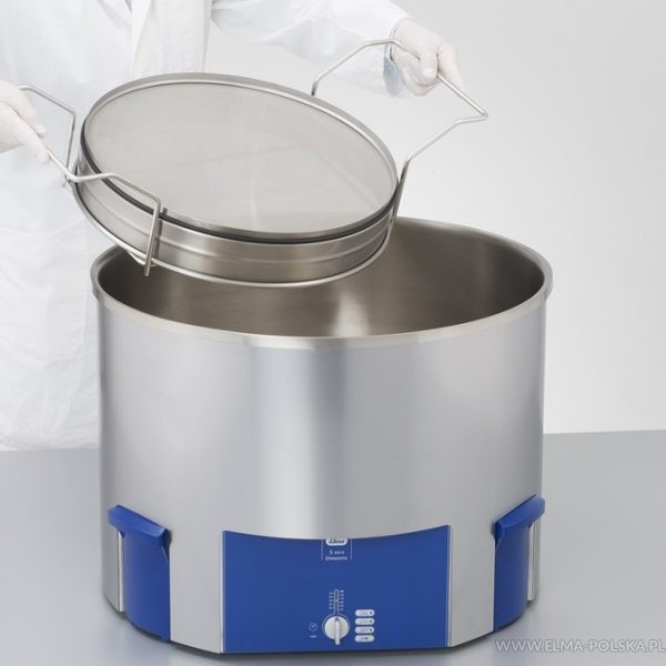 Elmasonic S350R withSieve