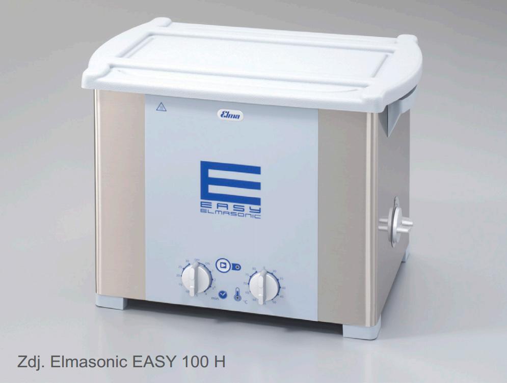 Myjka ultradźwiękowa Elmasonic Easy 100/H