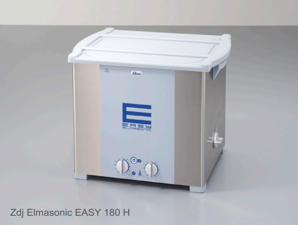 Myjka ultradźwiękowa Elmasonic Easy 180/H
