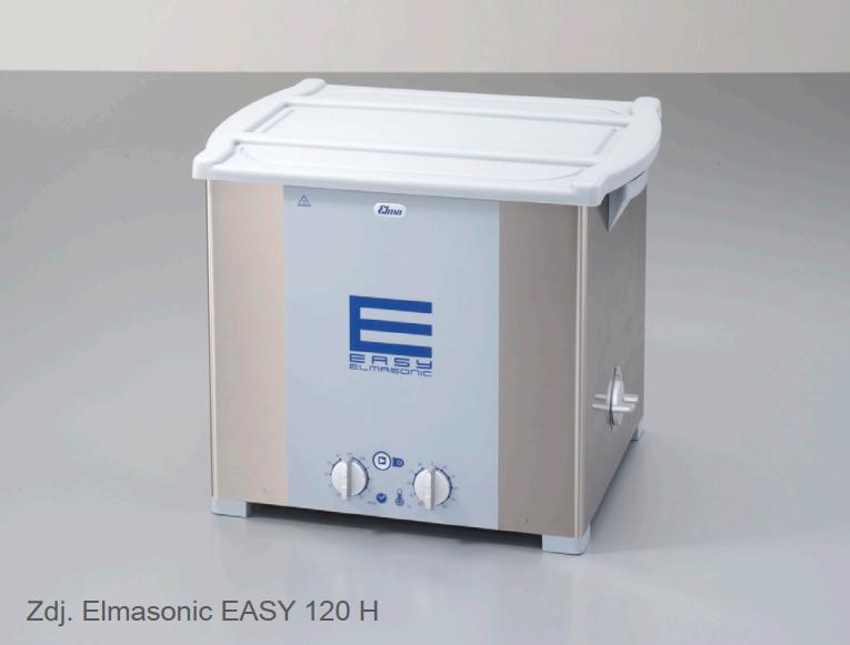Myjka ultradźwiękowa Elmasonic EASY 120H